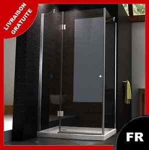 Cabine de douche megan rectangulaire carre 90 80x100 for Fenetre 90x120