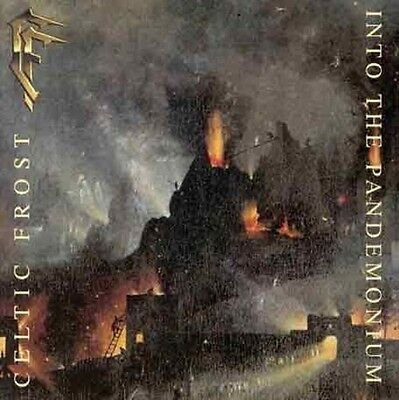 Celtic Frost   Into The Pandemonium  New Cd  Uk   Import