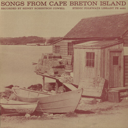 Various Artists - Songs from Cape Breton / Various [New CD]