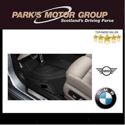 Genuine BMW 5 Series G30 Floor Mats Front  Rear All Weather RHD 51472414220