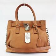 Michael Kors Large Leather Handbag