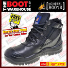 Zip Work Boots Work & Safety Boots for Men