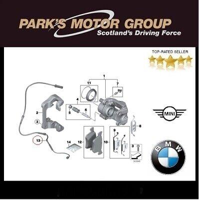 BMW Genuine Front Left Brake Pad Wear Sensor F20/F21/F30/F31 34356792289