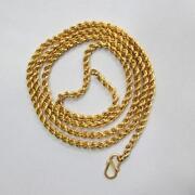 18k Solid Gold Chain Ebay