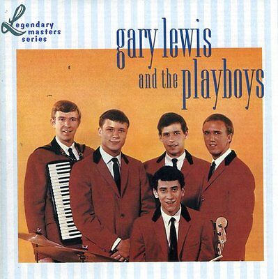 Gary Lewis, Gary Lew - Legendary Masters Series [New CD]
