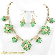 Chunky Flower Necklace