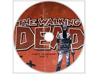The Walking Dead - comics collection on DVD