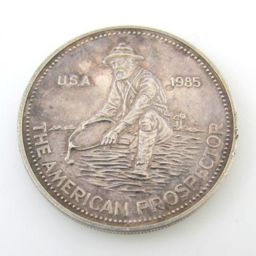1985 Silver Coin Ebay