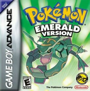 Pokemon Emerald Buying Guide