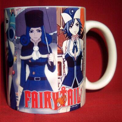 Juvia Lockser Fairy Tail - Coffee Mug - Cup - Anime - Manga