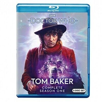 Doctor Who: Tom Baker Complete First Season [Blu-ray] Like New