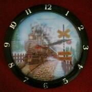 Railroad Clock