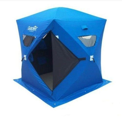 Ice fishing shelter ebay for Ice fishing tents