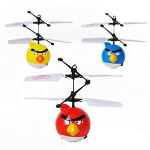 Angry Bird Mini copter Infrared Induction Control