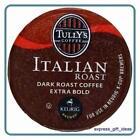 Tullys Italian Roast K Cup