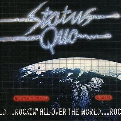 Status Quo - Rockin All Over the World [New CD] Bonus - Tracking Status