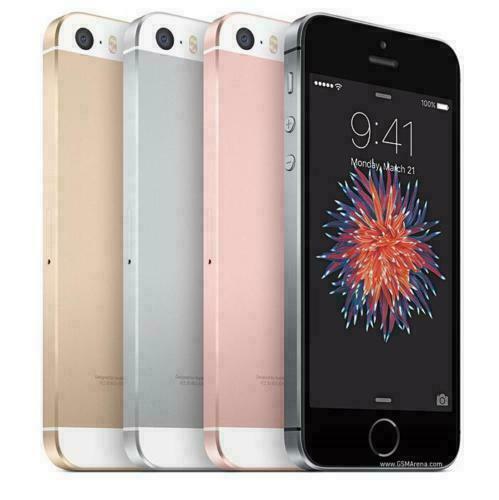 NEW Apple iPhone SE 16/32/64/128GB 1st-Gen Factory Unlocked Smartphone Never Use