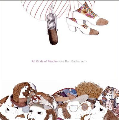 JIM O'ROURKE-ALL KINDS OF PEOPLE -LOVE BURT BACHARACH- PRODUCED