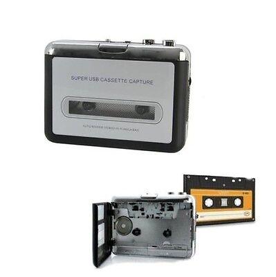 Tragbare Walkman Digital Tape zu MP3 / PC Konverter Kassette Recorder ()
