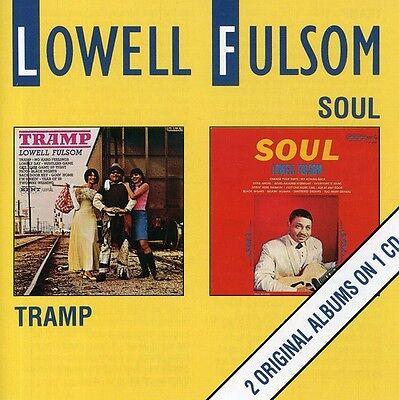 Lowell Fulson - Tramp & Soul [New CD] UK - Import