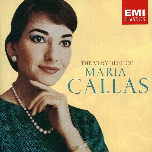 Maria Callas - Very Best of [New CD] Argentina - Import