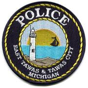 Michigan Police Patches