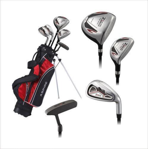 Red Tour Logic Golf Bag