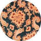 Oushak 8' x 8' Size Area Rugs