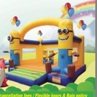 Quick sale Kids  party hire business for sale