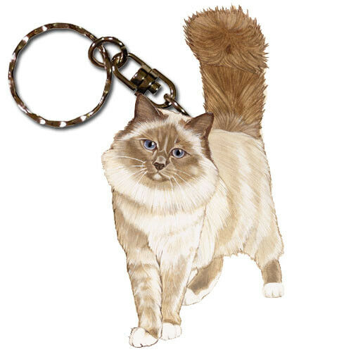 Birman Key Ring
