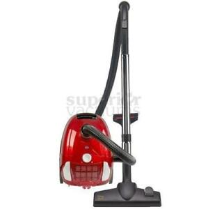 FULLER TINY MAID STRAIGHT AIR BAGGED CANISTER VACUUM