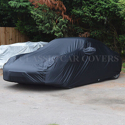 Luxury Satin with Fleece Lining Indoor Car Cover for MGB GT