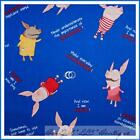 Olivia Pig Fabric