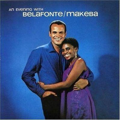 Harry Belafonte Miriam Makeba   An Evening With Belafonte Makeba New Cd
