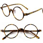 Round Spectacle Frames