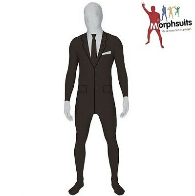 Adult Officially Licensed Morphsuit Suit Design Fancy Dress Bodysuit - Morphsuit Material