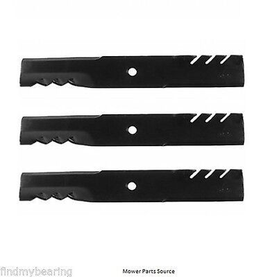 Ferris Zero Turn Mower Deck Mulch Blades - 61'' - IS2100Z, IS3200Z, IS700Z, used for sale  Shipping to Canada