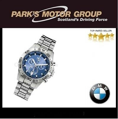 Genuine BMW Men's Sports Chronograph Watch - 80262406691