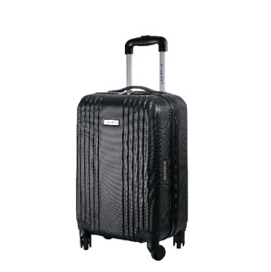 CHAMPS Luggage Sky Collection Carry-on Hard Side 4-Wheeled