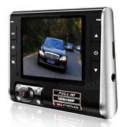 LCD HD Car DVR Camera Recorder