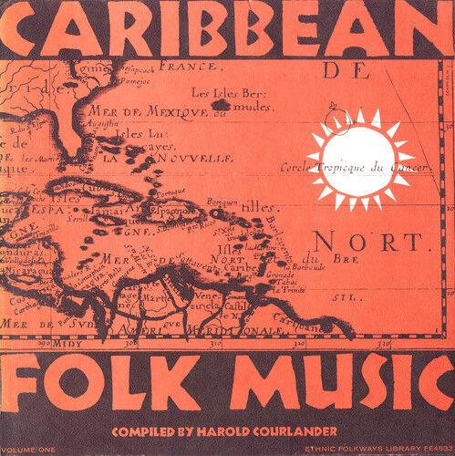 Various Artists - Caribbean Folk Music 1 / Various [New CD]