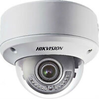 HIKVISION  DS-2CC5197N-VPIRH SECURITY CAMERA