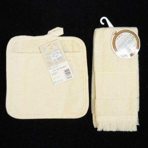 Cross Stitch Fingertip Towels Ebay
