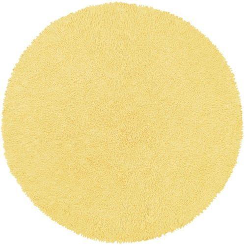 Round Yellow Rug Ebay