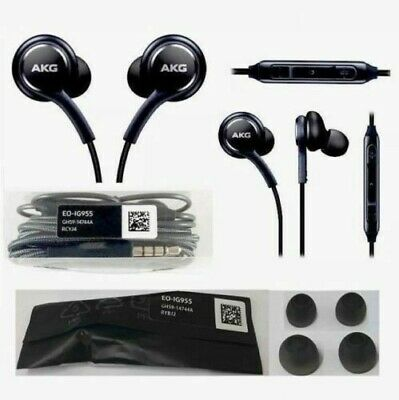 OEM Samsung Galaxy S10 S9 S8 Plus Note 8 AKG EarBuds Headphones Headset EO-IG955