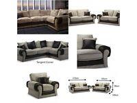 ***NEW *** Tangent Sofas & Corner Sofas ONLY £499.99