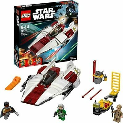 New Official LEGO Star Wars: A-Wing Starfighter - Set #75175 Sealed