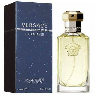 VERSACE THE DREAMER 100ML EAU DE TOILETTE SPRAY BRAND NEW & SEALED