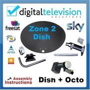 Sky HD Dish