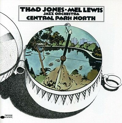 Thad Jones - Central Park North [New CD] Manufactured On Demand